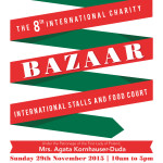 Bazaar Poster_A3_English GREEN